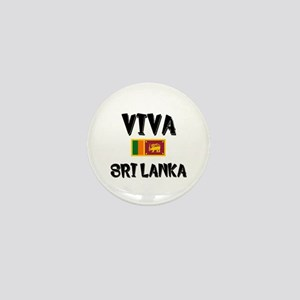 Viva Sri Lanka Mini Button