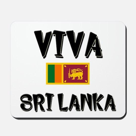 Viva Sri Lanka Mousepad