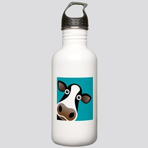 Moo Cow! Stainless Water Bottle 1.0L