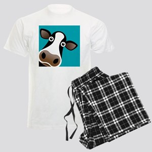 Moo Cow! Men's Light Pajamas