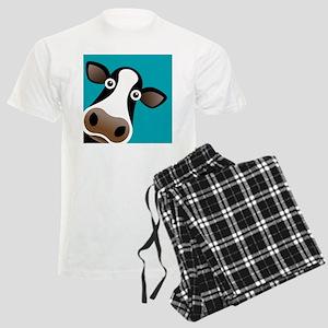 Moo Cow! Men's Light Pajamas