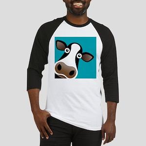 Moo Cow! Baseball Jersey
