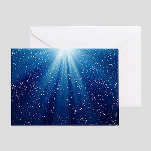 Starshine Greeting Card