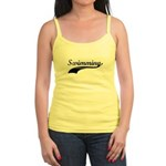 Retro Swimming Jr. Spaghetti Tank