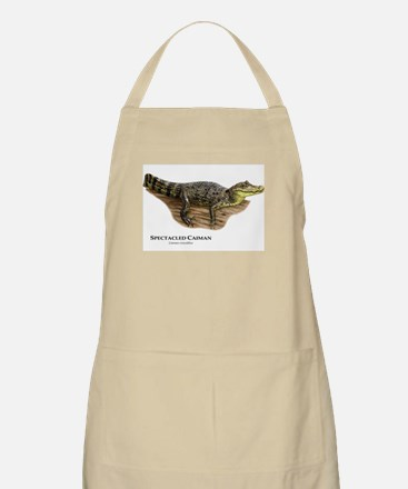 Spectacled Caiman Apron