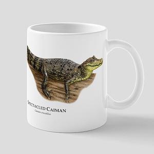 Spectacled Caiman Mug