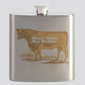 Shoot Cows Flask