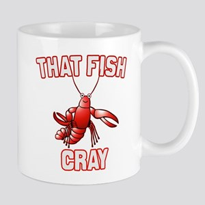 That Fish Cray Mug