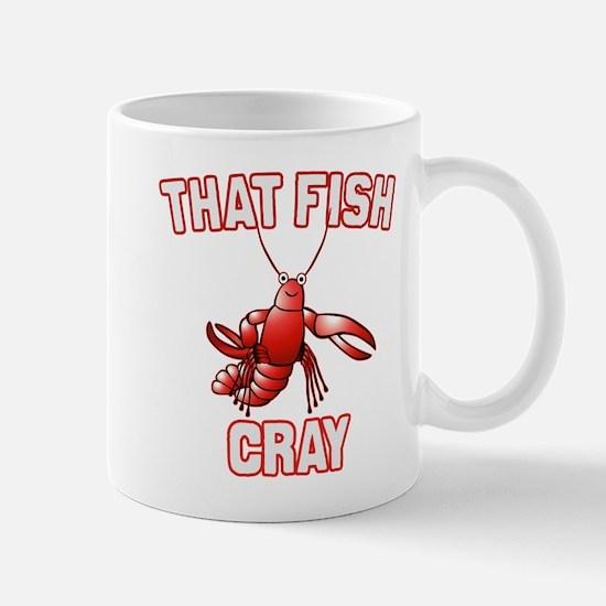 That Fish Cray Mug