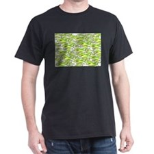 School of Mahi (Dorado, Dolphin) Fish Dark T-Shirt