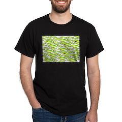 School of Mahi (Dorado, Dolphin) Fish T-Shirt