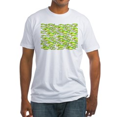 School of Mahi (Dorado, Dolphin) Fish Shirt