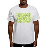 School of Mahi (Dorado, Dolphin) Fish Light T-Shir