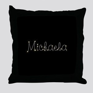 Michaela Spark Throw Pillow