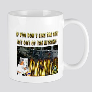 if you do not like the heat Mug