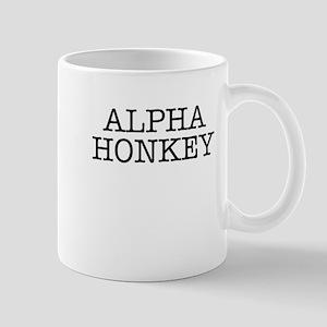 Alpha Honkey Mug