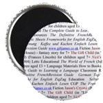 """Gill's Titles 2.25"""" Magnet (100 pack)"""