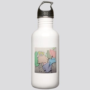 Busting Out Stainless Water Bottle 1.0L