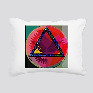 heartMINDspirit Rectangular Canvas Pillow
