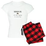 Skidder Girl Women's Light Pajamas