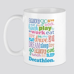 Decathlon Mug