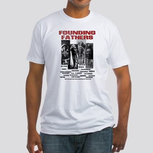 Native American, First Nations Founders Fitted T-S
