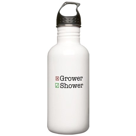 Shower Stainless Water Bottle 1.0L
