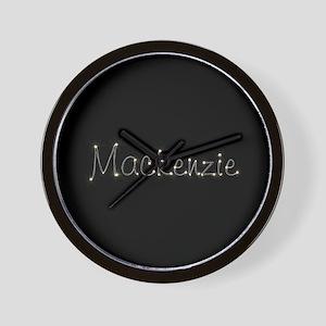 Mackenzie Spark Wall Clock
