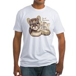 Age of Innocence Fitted T-Shirt
