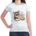 Age of Innocence Jr. Ringer T-Shirt