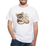 Age of Innocence White T-Shirt