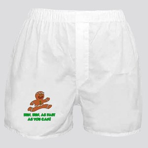 Run As Fast As You Can Boxer Shorts