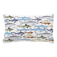 School of Sharks 1 Pillow Case