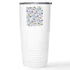 School of Sharks 1 Stainless Steel Travel Mug
