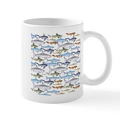 School of Sharks 1 Mug