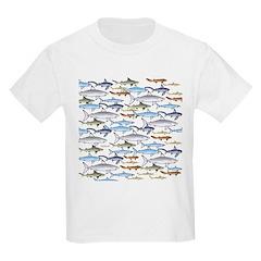 School of Sharks 1 T-Shirt