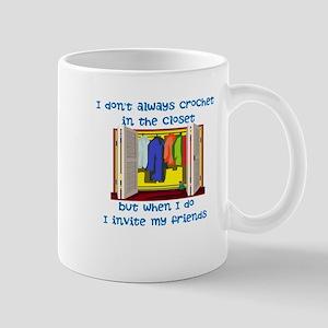 closetcrocheter Mug