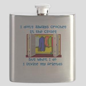 closetcrocheter Flask