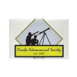 OAS logo Rectangle Magnet (10 pack)