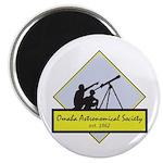 """OAS logo 2.25"""" Magnet (100 pack)"""