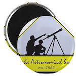 """OAS logo 2.25"""" Magnet (10 pack)"""
