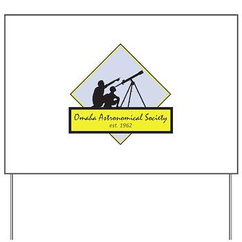 OAS logo Yard Sign