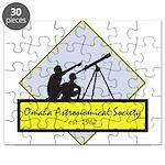 OAS logo Puzzle