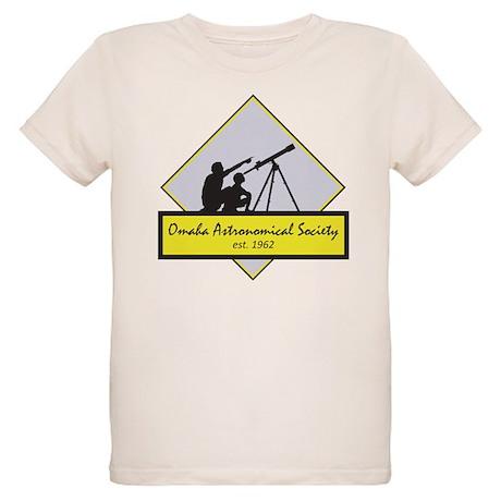 OAS logo Organic Kids T-Shirt