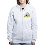 OAS logo Women's Zip Hoodie