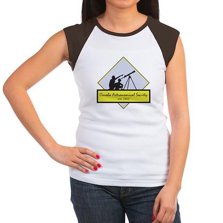OAS logo Women's Cap Sleeve T-Shirt