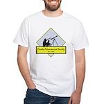 OAS logo White T-Shirt