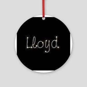 Lloyd Spark Ornament (Round)