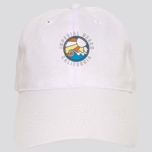 Imperial Beach Wave Badge Cap