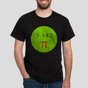 Pi - GREEN Dark T-Shirt